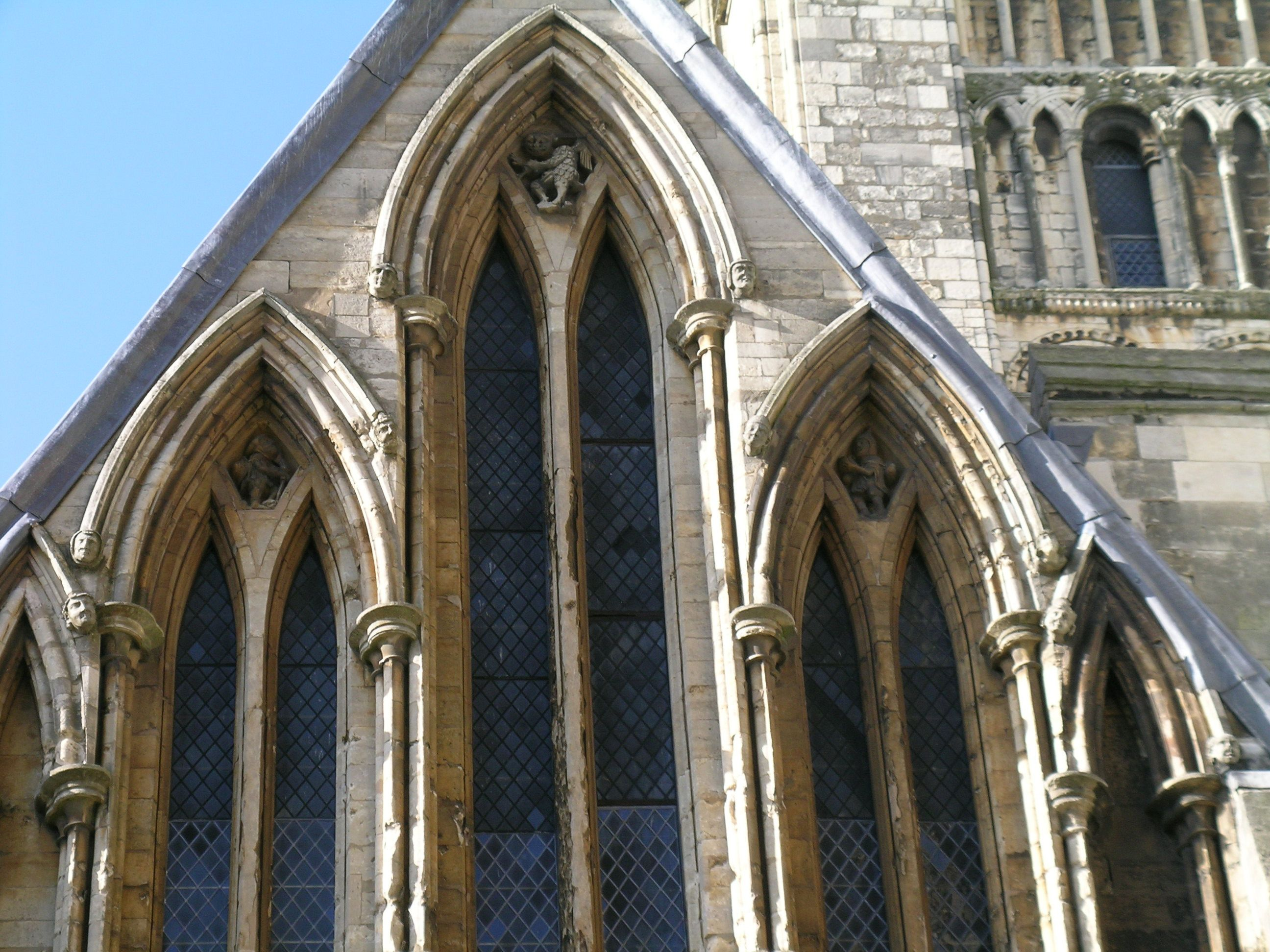 Gothic Architecture Pointed Arch With Arches Gothic