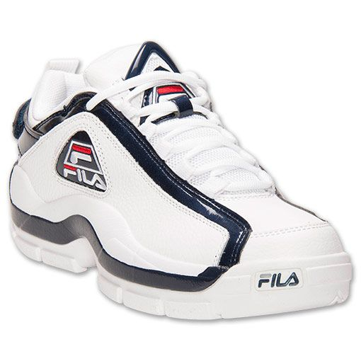 Men's Fila 96 Low Basketball Shoes