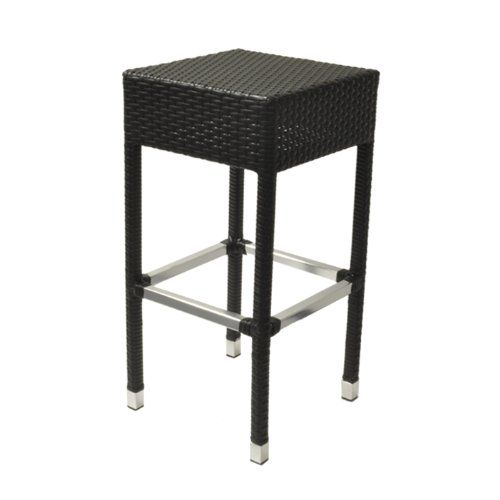 Special Offers - Commercial Grade Bistro Dining Wicker Bar Stool-set of 2 - In stock & Free Shipping. You can save more money! Check It (March 26 2016 at 10:17PM) >> http://counterstoolsusa.net/commercial-grade-bistro-dining-wicker-bar-stool-set-of-2/