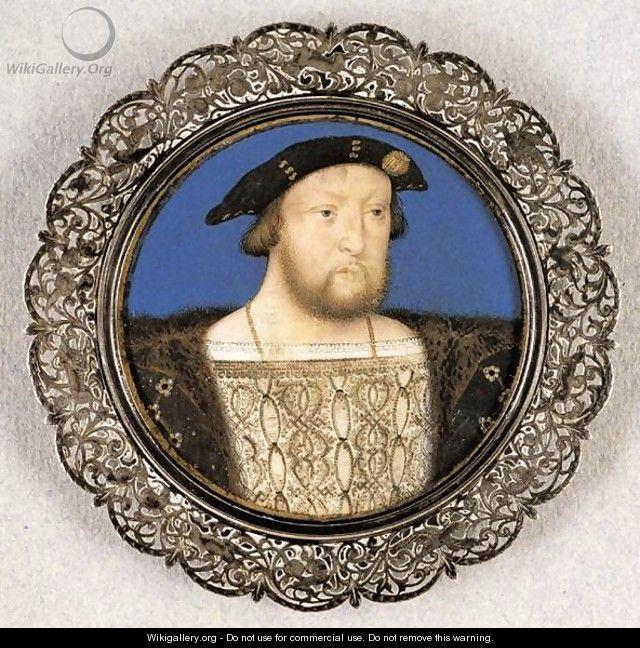Henry VIII, King of England - Lucas Horenbout
