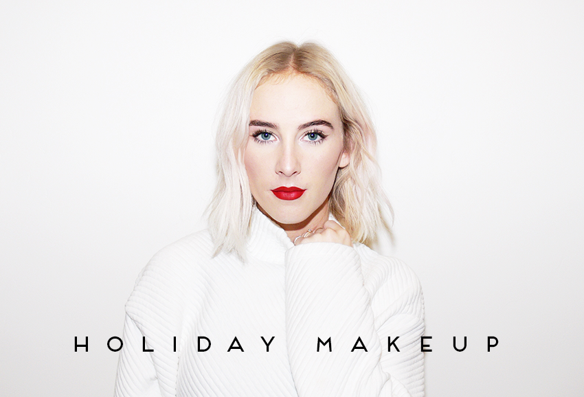 Beauty On The Brain: be a holiday hottie