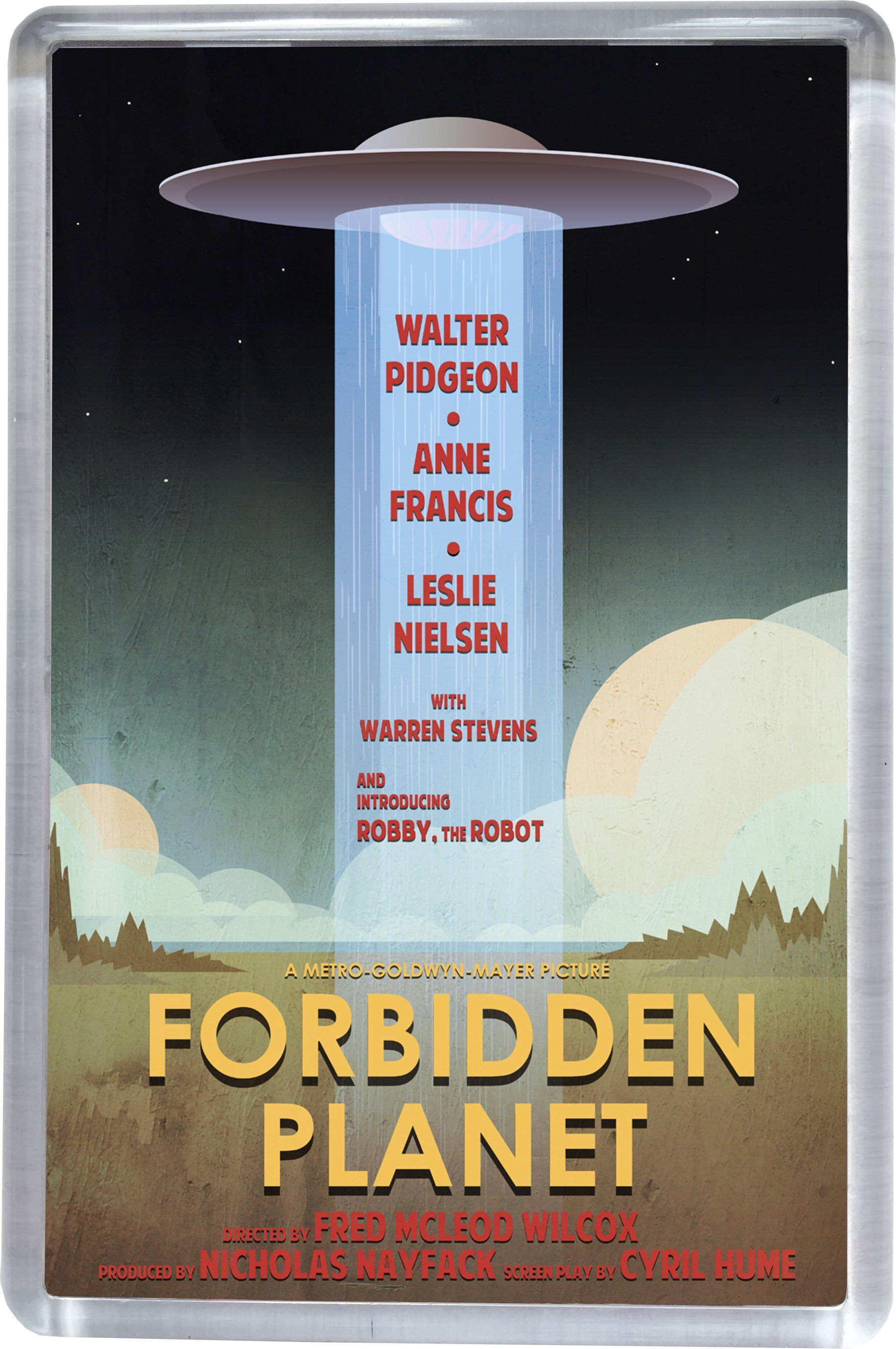 The Sixth Sense FRIDGE MAGNET movie poster