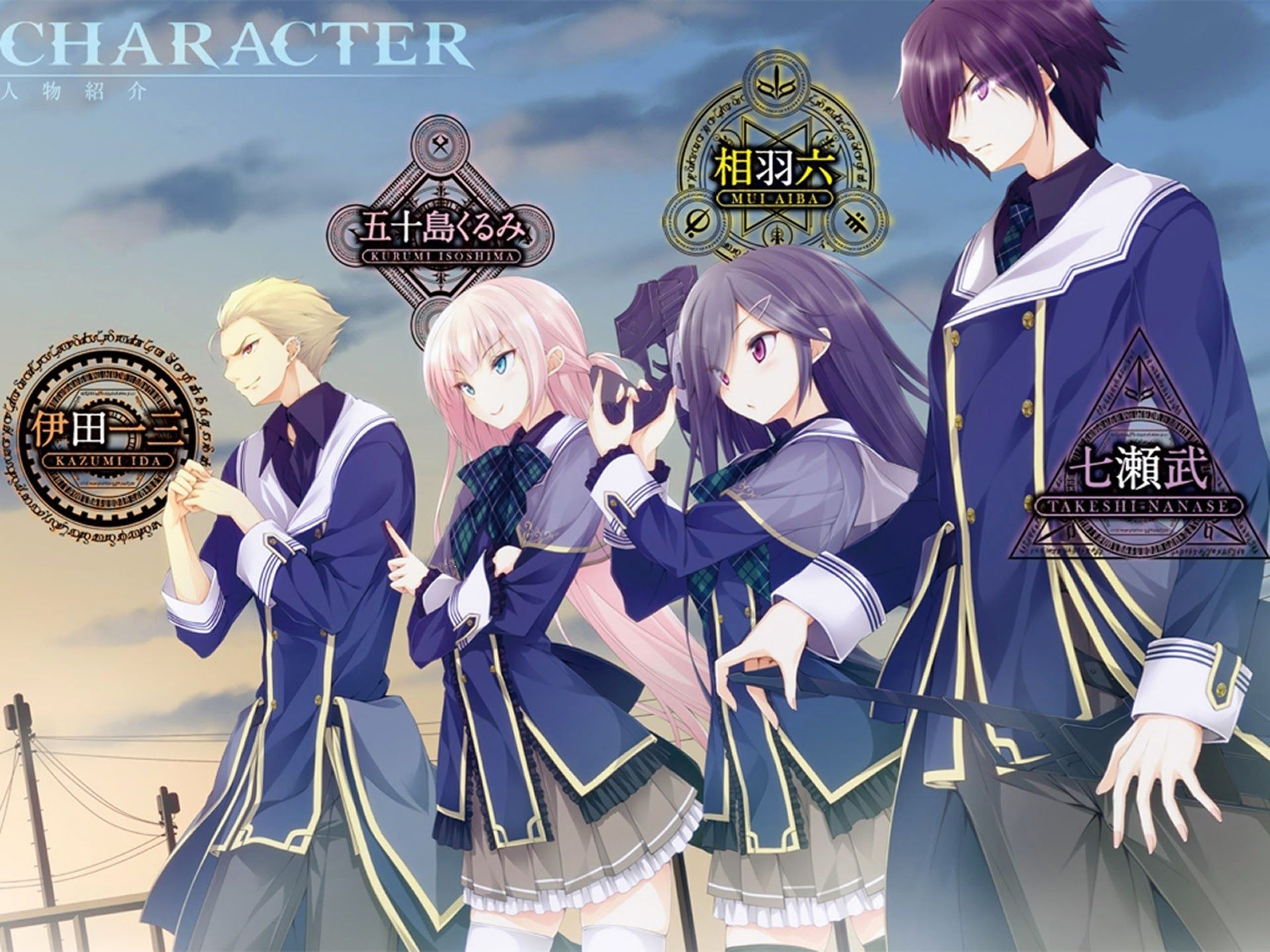 magical warfare! Recent anime, Magical warfare, Anime