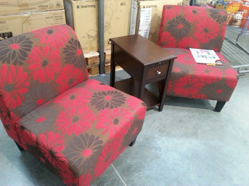 Costco ave six larrissa 3pc chair table set 249.99 | Furniture ...