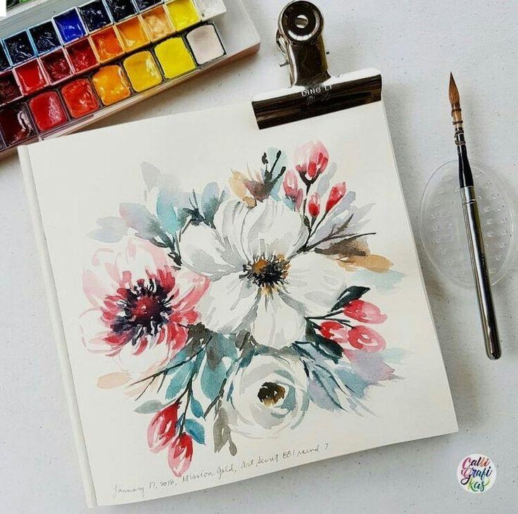 Aquarell Watercolor Watercolor Art Art Watercolour Inspiration