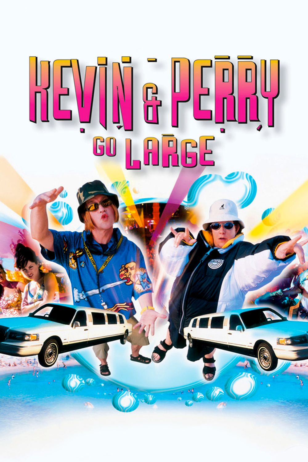 Click Image To Watch Kevin & Perry Go Large (2000)
