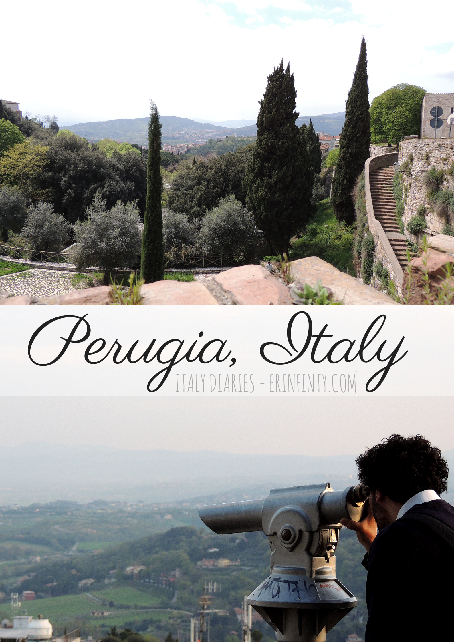 Such a gorgeous place. What to see and do in Perugia, Italy! (And why you should go in the first place)