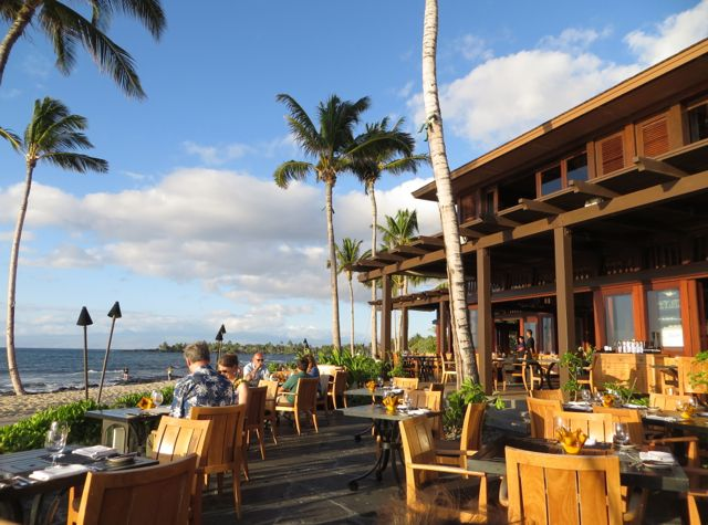 Ulu Ocean Grill Review And Four Seasons Hualalai Dining Travelsort