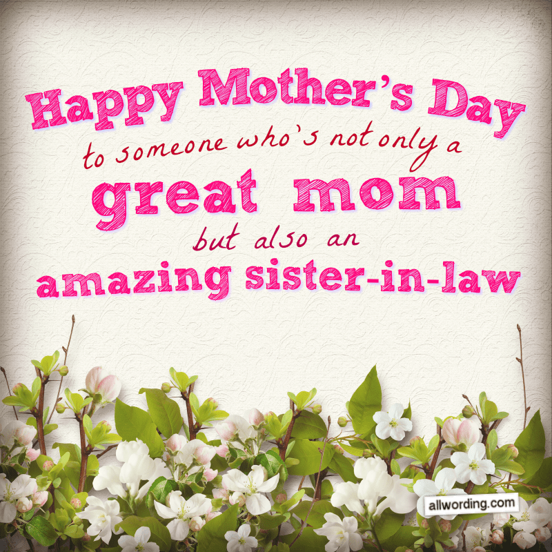 30+ Ways to Say Happy Mother's Day to Your Sister in 2020 ...