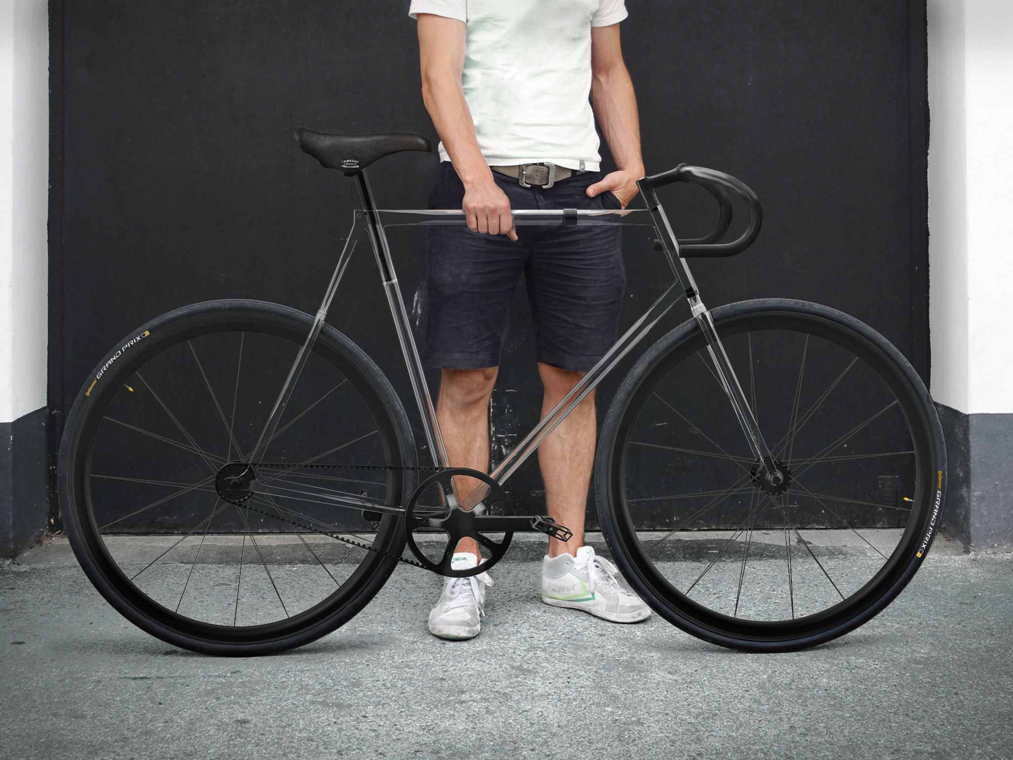 Photo of Clarity Bike could be a giant leap forward in bicycle frame engineering and prod…
