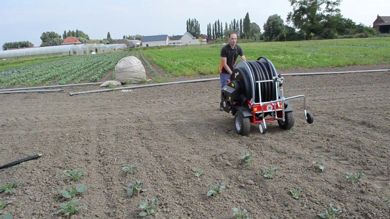 Terrateck Enrouleur D Irrigation Pour Maraichage Diversifie Irrigation Espace Vert Arrosage