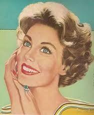 Image result for vintage 50's domestic ads