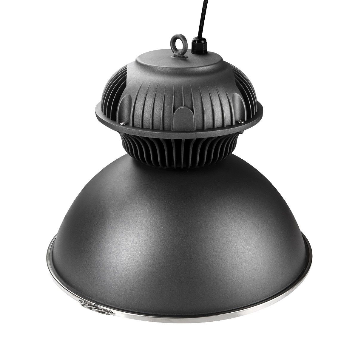 Le High Bay Led Light Fixture With Anti Glare Reflector