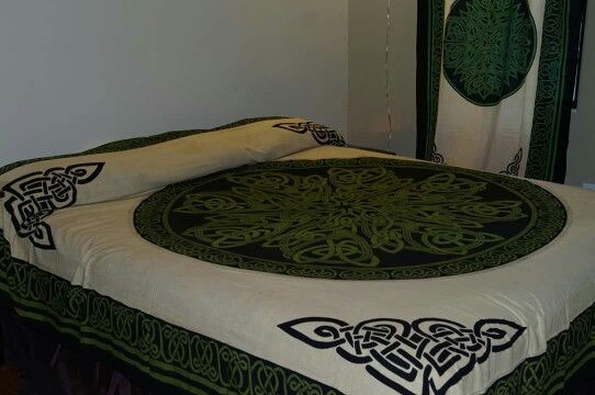 Bed covering idea