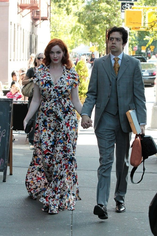 Sweet Succulent Christina Hendricks ...Trendy Fashion... She starred as Natalie in Ginger & Rosa (2012)
