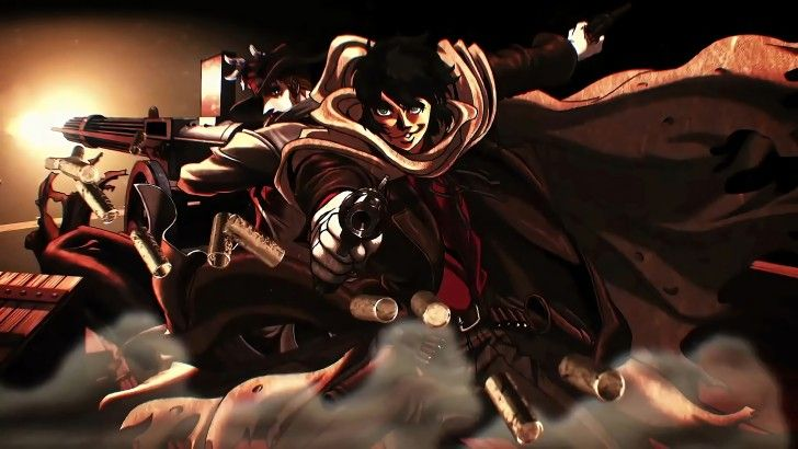 Pin On Drifters Anime