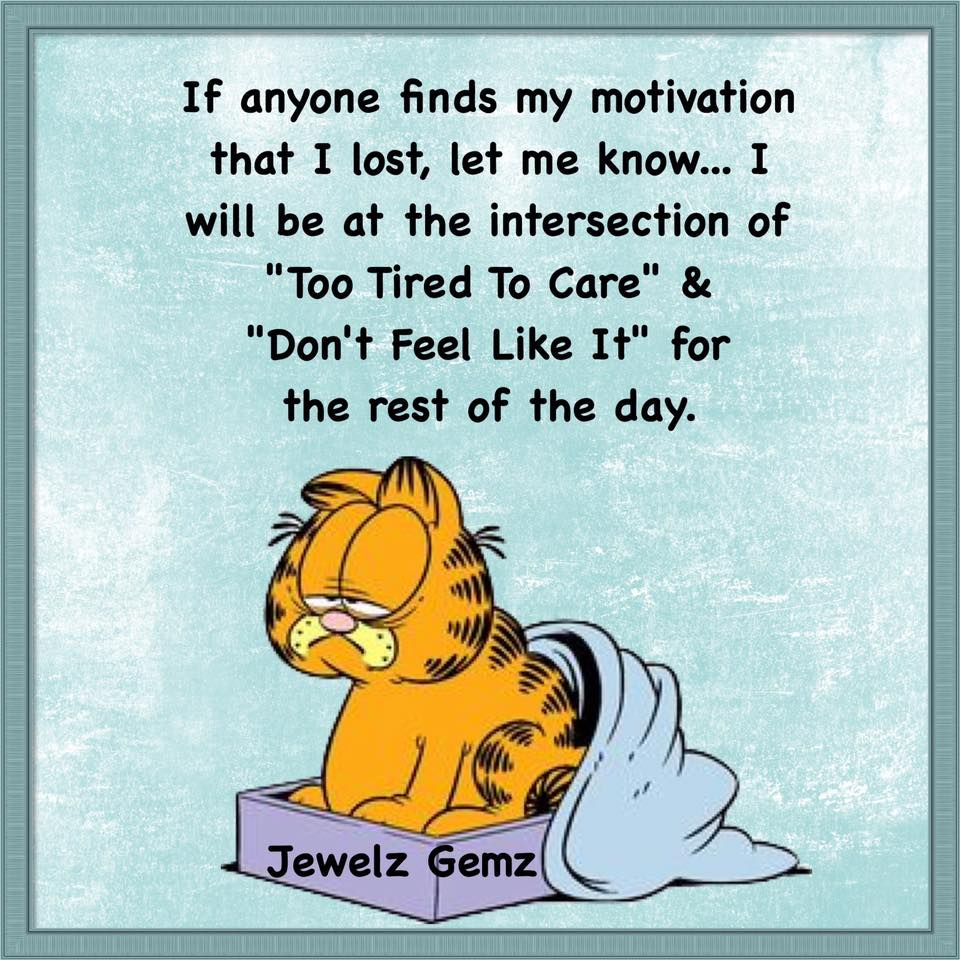Garfield Garfield Quotes Mom Humor Funny Stories