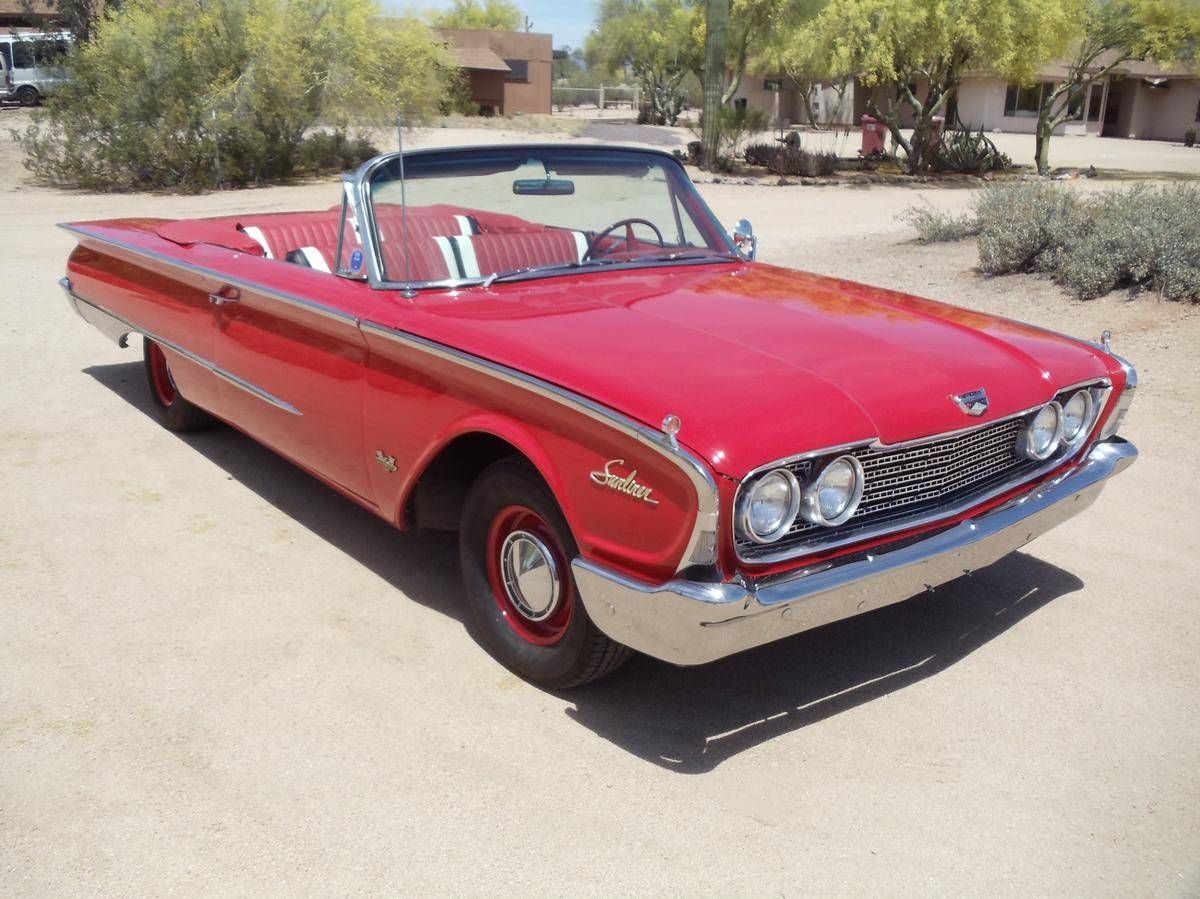 1960 ford sunliner the material which i can produce is suitable for different flat objects