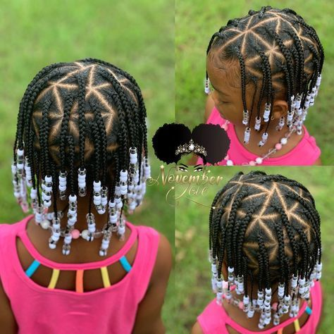 children's individual braids and beads booking link in