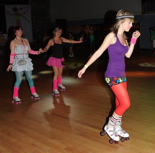 Roller skating - Roller Skating Back In The Day-Things You Did Or Heard