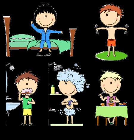 Habitos De Vida Saludable Dibujo Buscar Con Google Habitos De Vida Vida Saludable Salud Dibujo