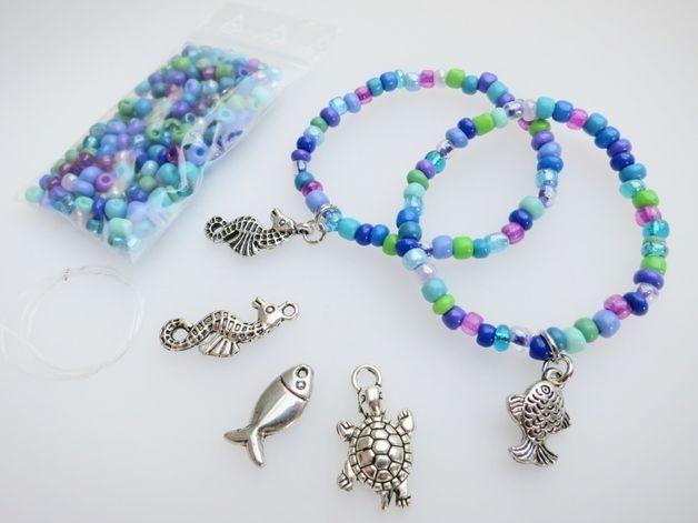 bildergebnis f r mako sirena muschel armband perlen schmuck pinterest armband perlen. Black Bedroom Furniture Sets. Home Design Ideas