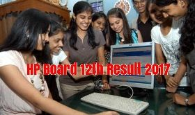 HP Board 12th Result 2017, HPBOSE Dharamshala plus 2 (+2