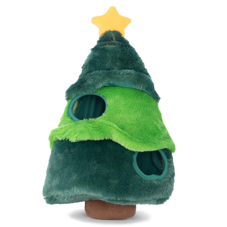 Interactive Dog Toys Interactive Dog Toy | Christmas Tree