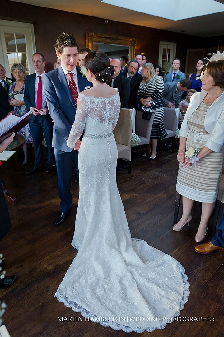 Yorebridge House Yorkshire Dales wedding of Lynsey and ...