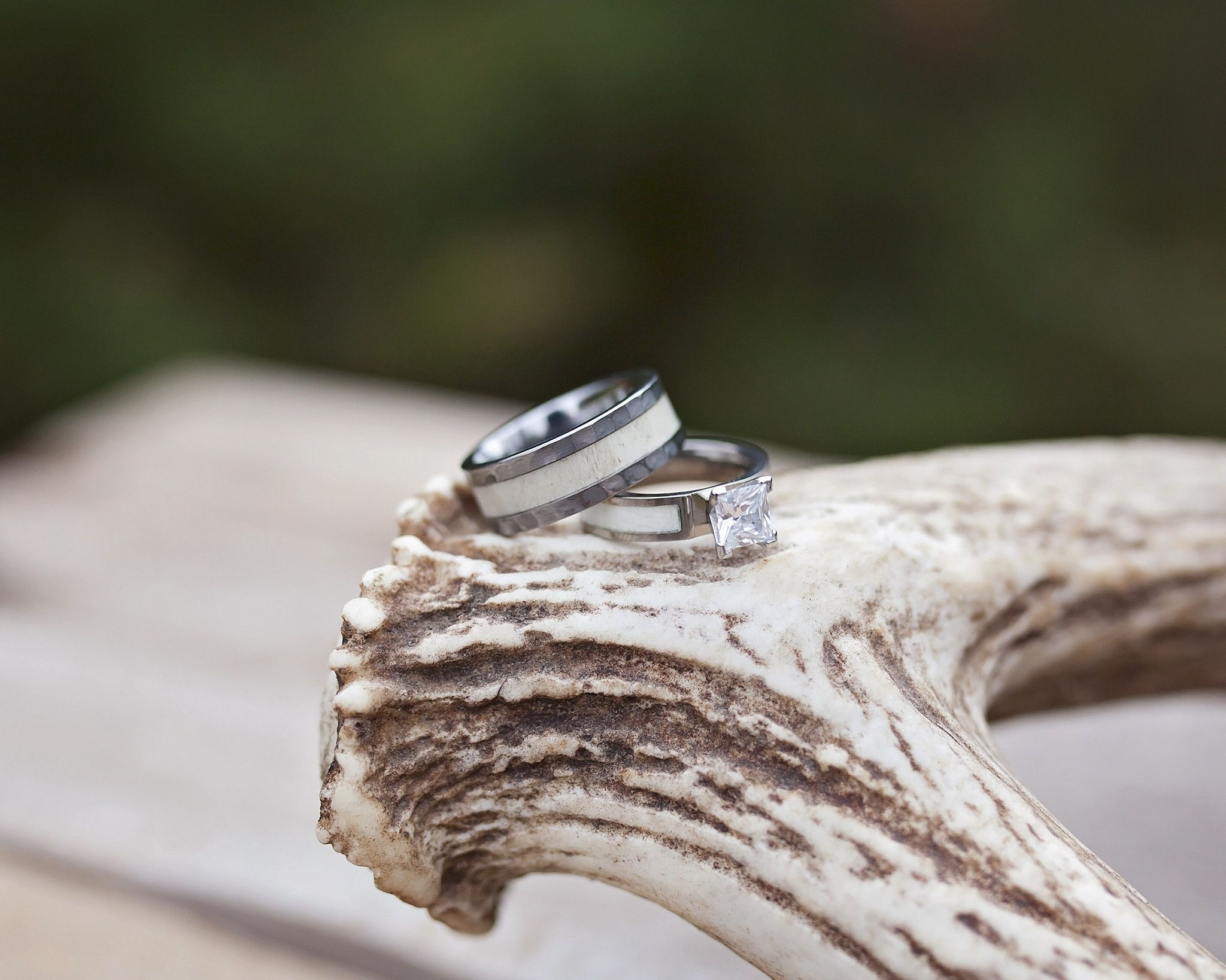 Couples Set The Hill Country The Grand Ladybird Wedding Ring