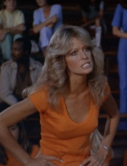 Farrah Fawcett Big Nipples