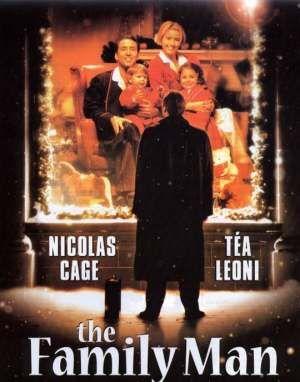 Hombre De Familia The Family Man Cineforever Cine De Ayer Hoy Y Siempre Nicolas Cage Cine Películas Musicales