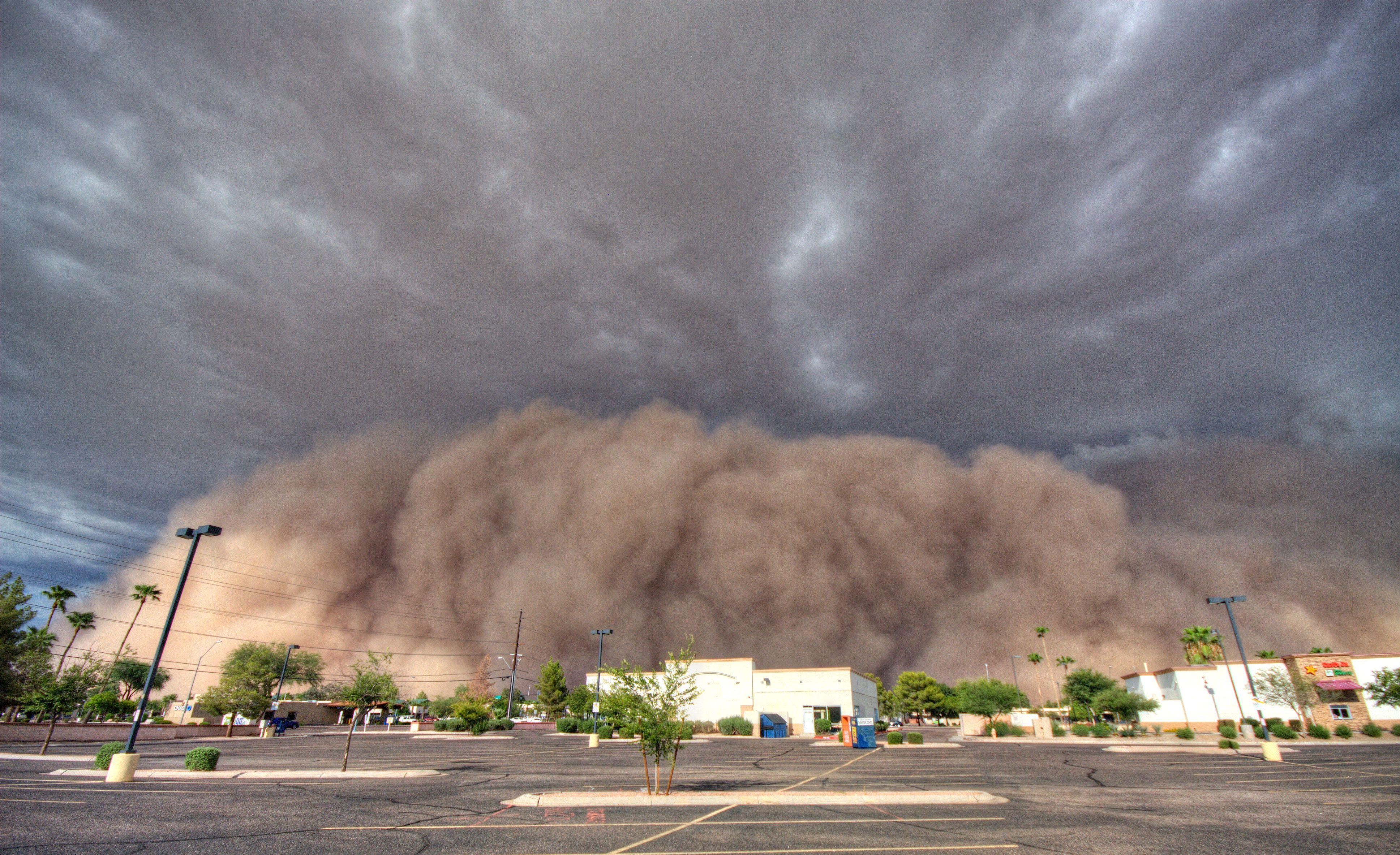 Phoenix Arizona Natural Disasters