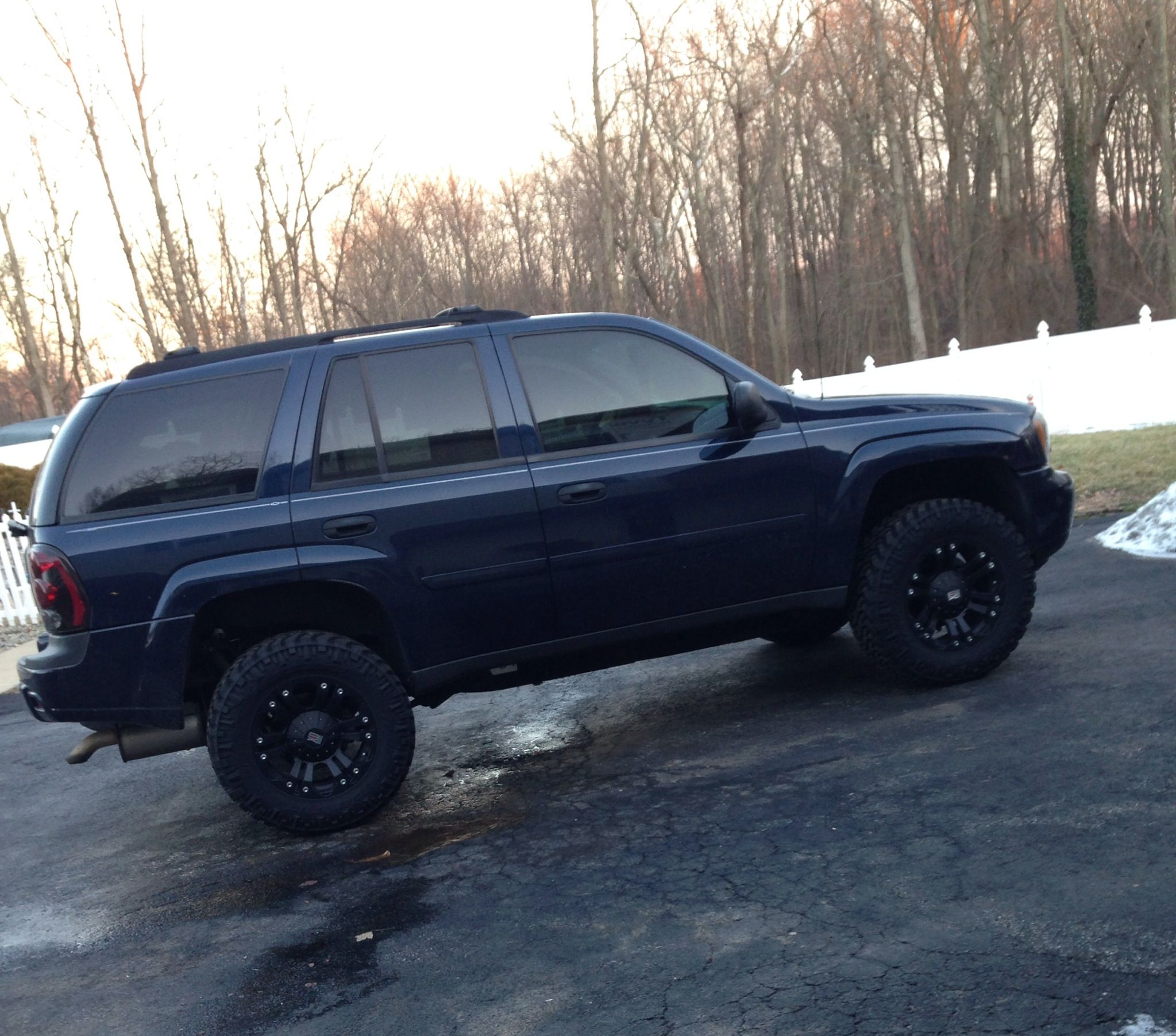 2007 6 Inch Lifted Chevy Trailblazer On 33 Inch Nitto S Wanted