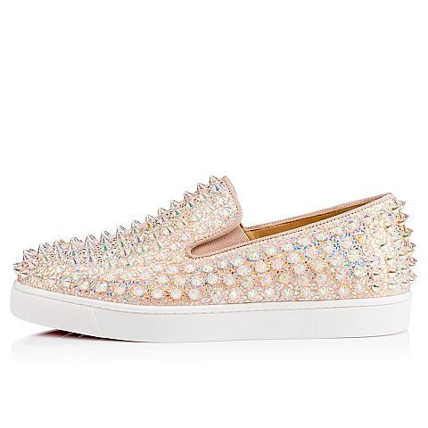 056a739d143 Shoes - Roller Boat Women's Flat - Christian Louboutin | Christian ...