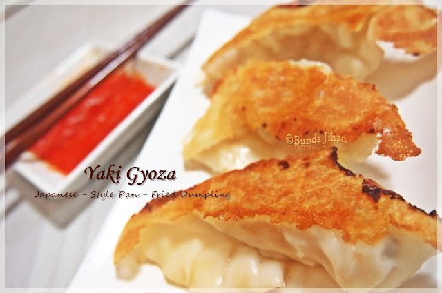 Love Cooking Cooking With Love Yaki Gyoza Memasak Resep Sederhana Dapur