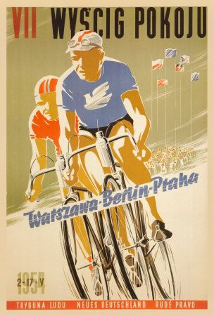 Cycling Event Posters Bicycle Art Prints For The Home Poster