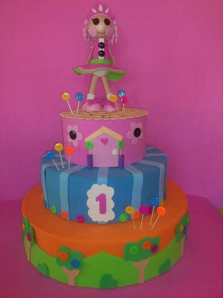 Lalalopsy torta falsa