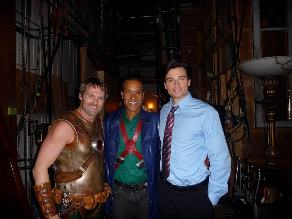 Smallville :)