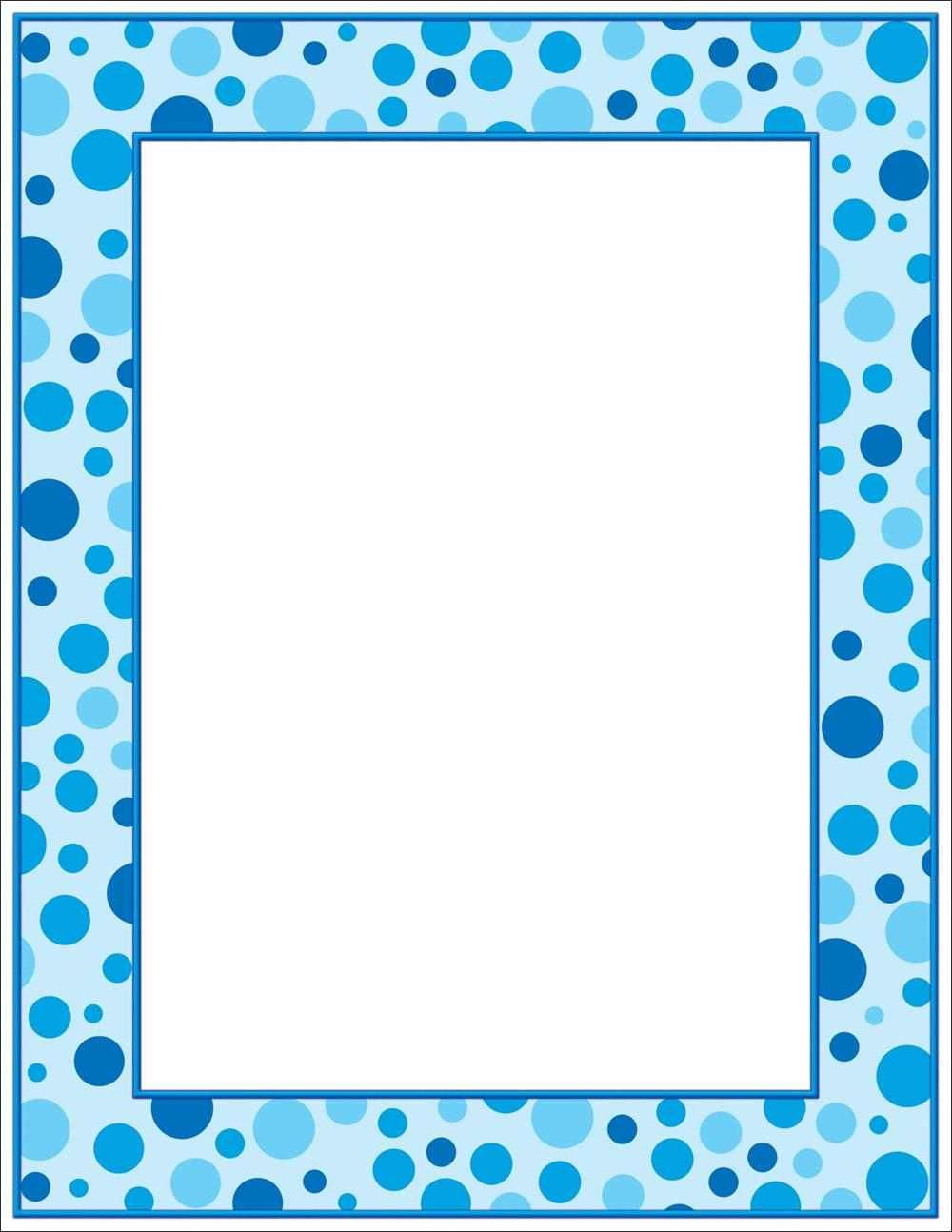 blue polka dot border polka dot paper printable polka dot printable blue polka dots blue polka dot border polka dot paper