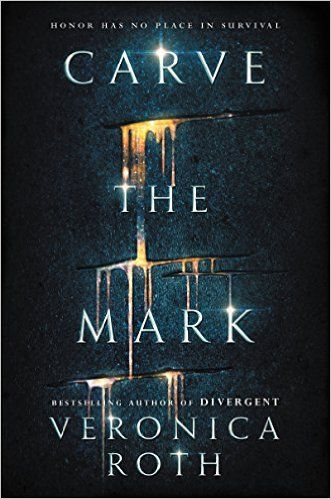 Amazon Com Carve The Mark 9780062348630 Veronica Roth Books