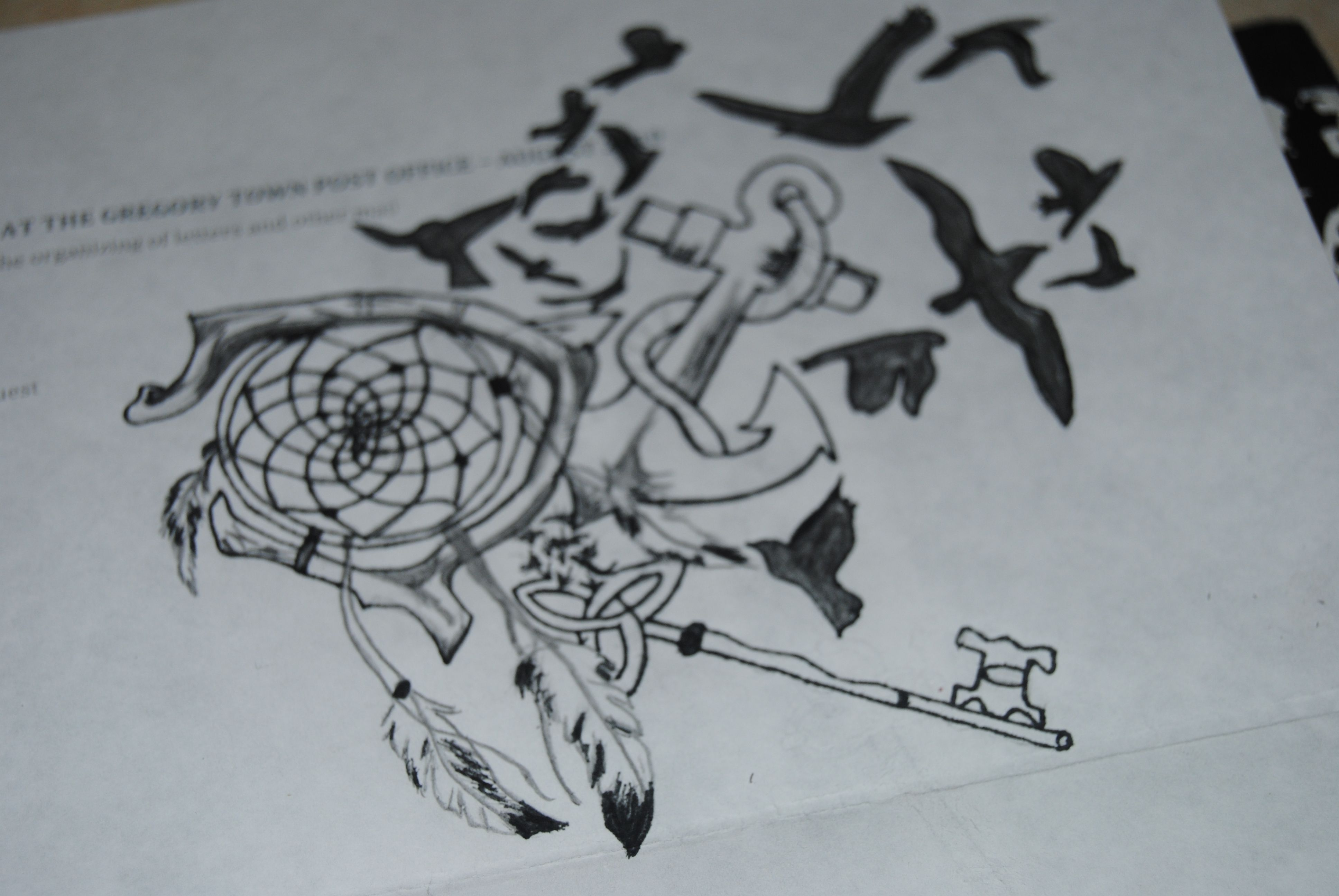 Name tattoo good idea i have no idea what to name this one any suggestions are welcomed