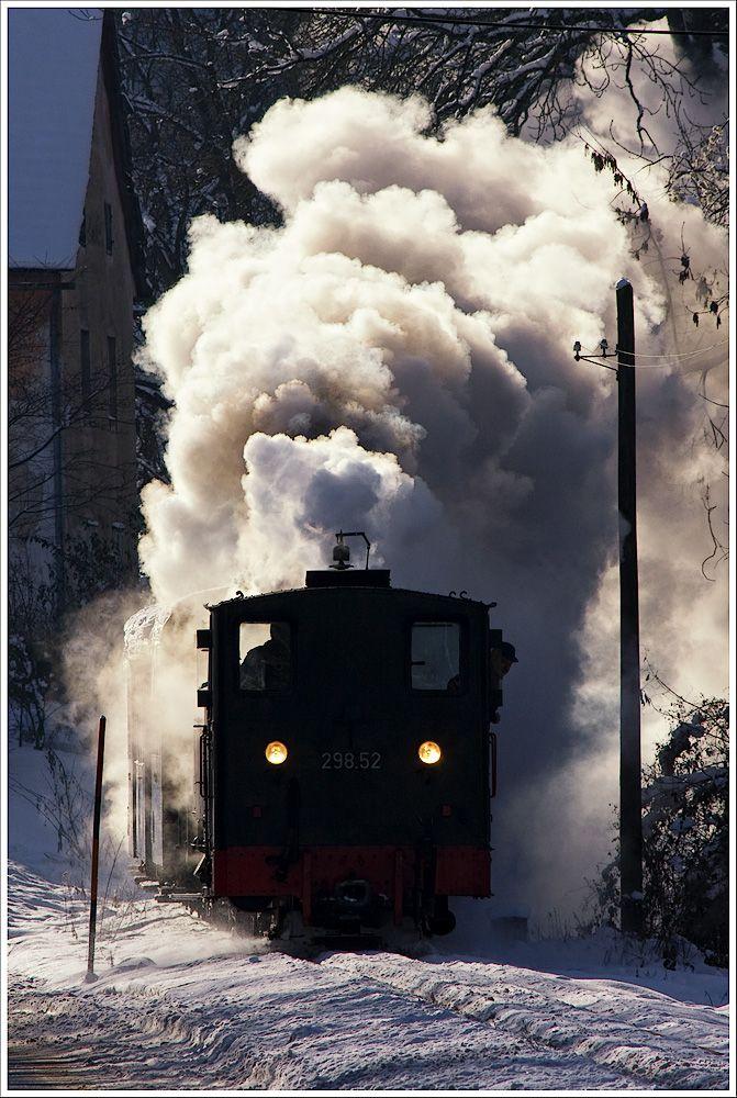 AUSTRIA - Steyr - Train