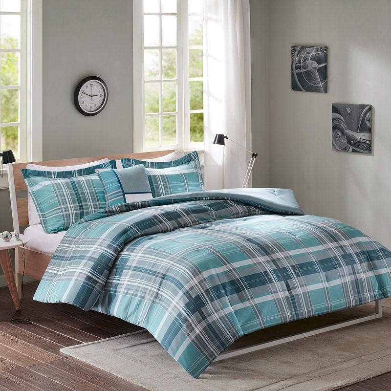 Intelligent Design Riley Comforter Set Comforter Sets