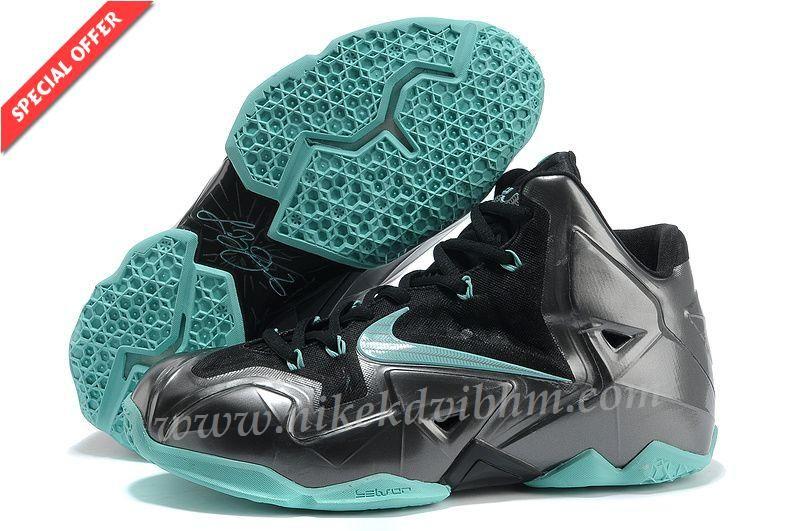 LeBron James XI Men Shoes in Black Navy, cheap Nike Lebron If you want to  look LeBron James XI Men Shoes in Black Navy, you can view the Nike Lebron  11 ...