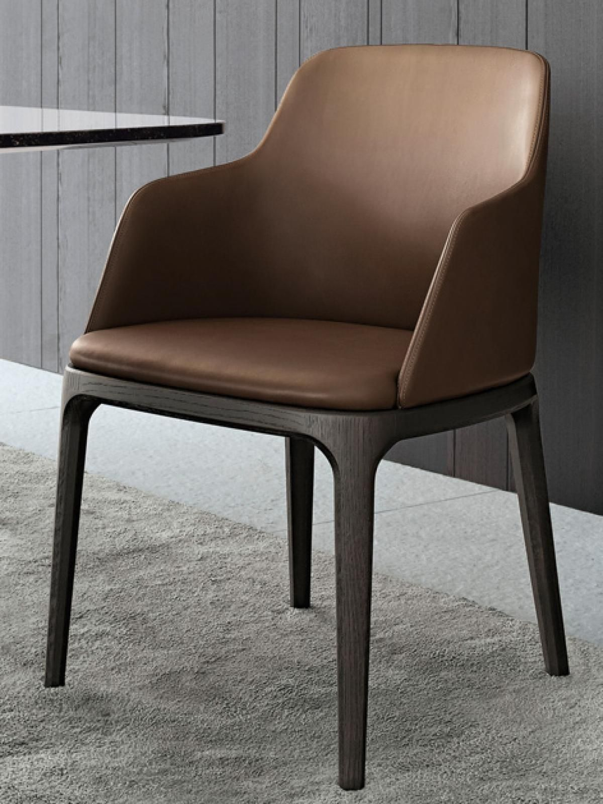 Minotti Dining Room Chairs Google Search Holzstuhle Stuhl Design Polsterstuhl