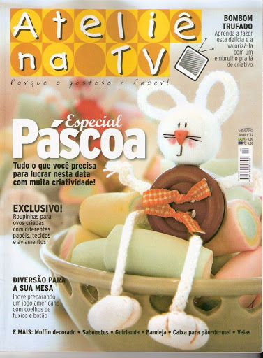 Atelie na TV Páscoa 2008 - profumo di lavanda - Picasa Webalbumok