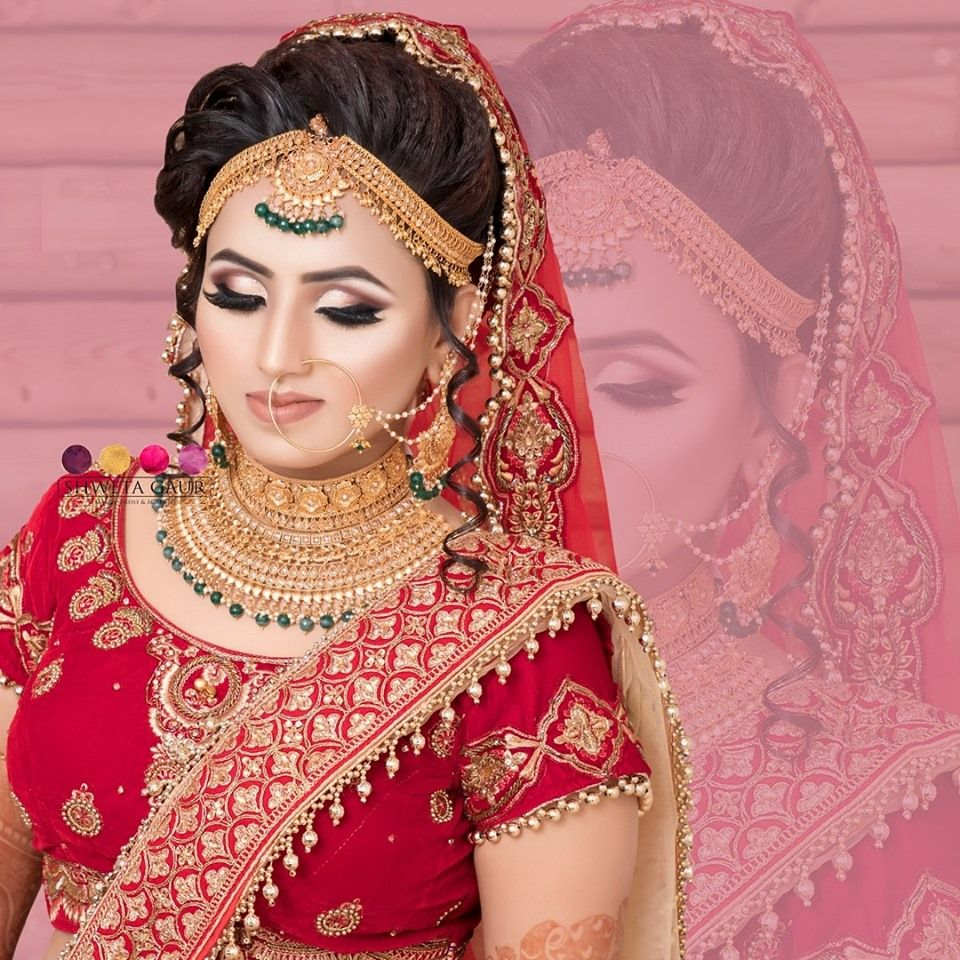 Book Vismaya Makeovers for your wedding weddingmakeup