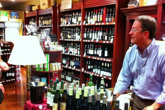 The Wine Cabinet in Reston, VA | Where is Mira Wine Served ...