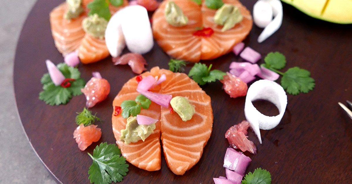 sås till sashimi